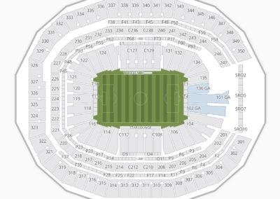 Atlanta United FC Seating Chart