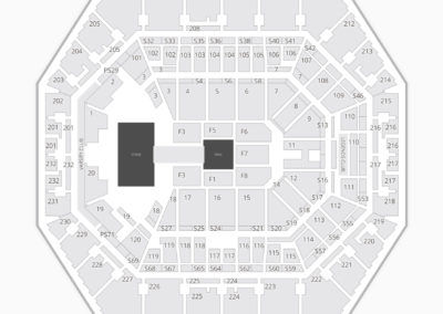 Bankers Life Fieldhouse Wwe Seating Chart
