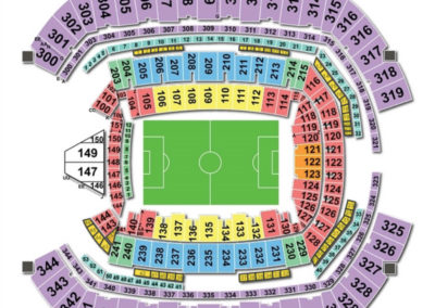Centurylink Field Soccer Seating Chart