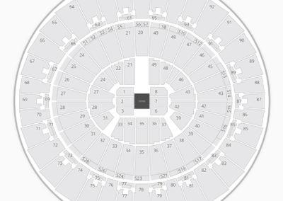 Frank Erwin Center Seating Chart Concert