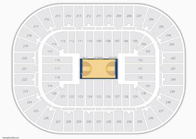 Greensboro Coliseum Seating Chart NCAA Basketball