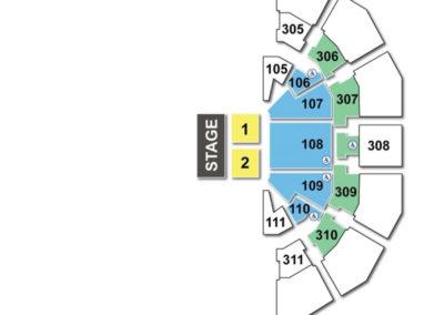 John Paul Jones Arena Seating Chart Broadway - JPJ Arena