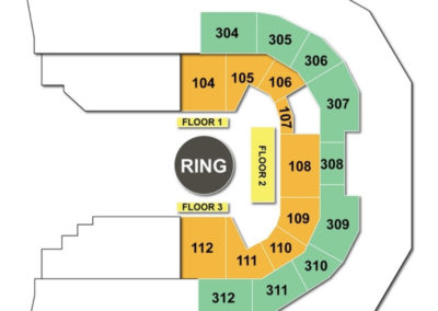 John Paul Jones Arena Seating Chart Circus - JPJ Arena