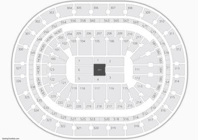 KeyBank Center Wwe Seating Chart