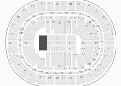 PPG Paints Arena Comedy Seating Chart