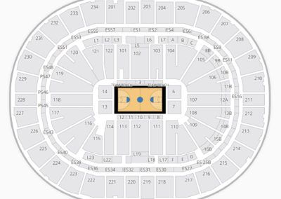 PPG Paints Arena Seating Chart NCAA Basketball