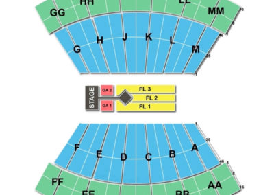 Simon Skjodt Assembly Hall Seating Chart Concert