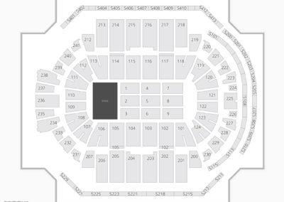 XL Center Concert Seating Chart