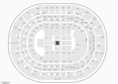 Amalie Arena Wwe Seating Chart