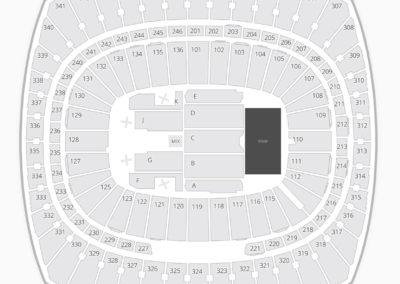 Arrowhead Stadium Concert Seating Chart