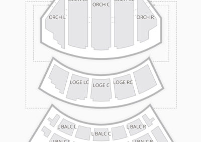 Beacon Theater Seating Chart