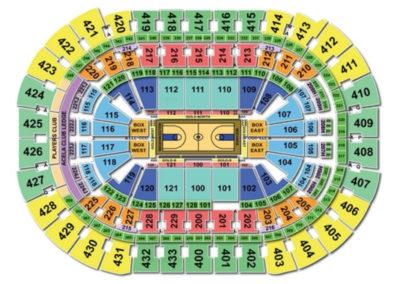 Capital One Arena Basketball Seating Chart