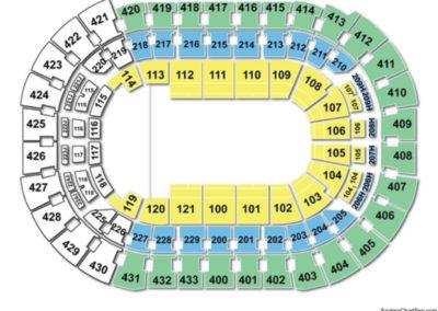 Capital One Arena Circus Seating Chart