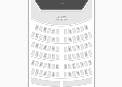 City National Grove of Anaheim Seating Chart Concert