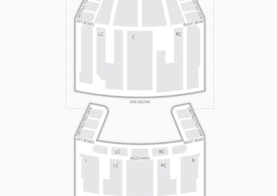 Orpheum Theatre Boston Seating Chart Concert