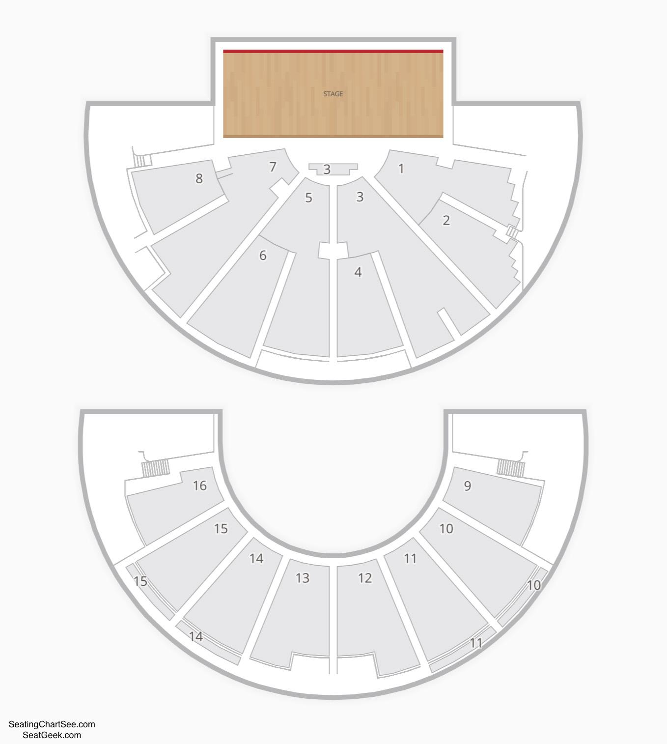 Ryman Auditorium Seating Chart Concert