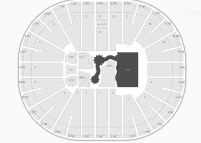 Viejas Arena Seating Chart Classical