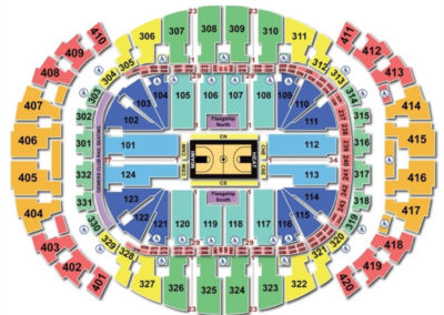 American Airlines Arena Seating Chart Basketball