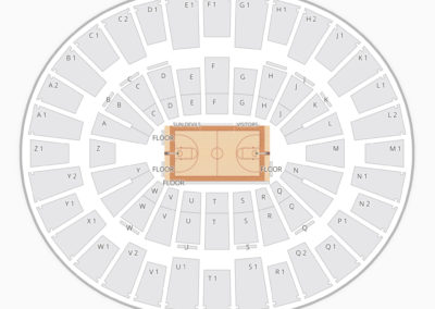 Desert Financial Arena Seating Chart