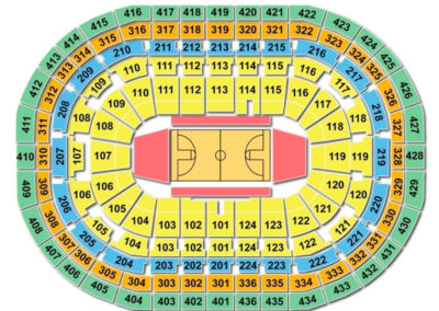 Bell Centre Basketball Seating Chart