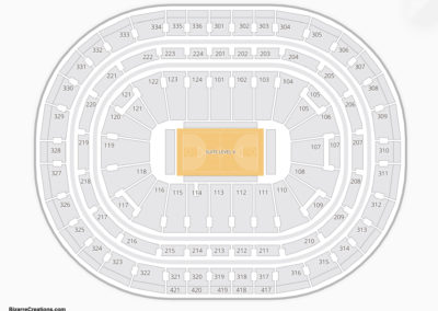 Bell Centre Seating Chart Basketball