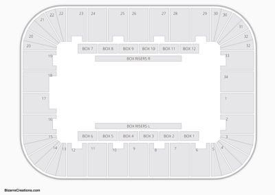 Berglund Center Seating Chart Broadway Tickets National