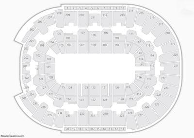 Boston Bruins Seating Chart