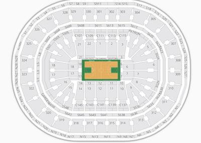 Boston Celtics Seating Chart
