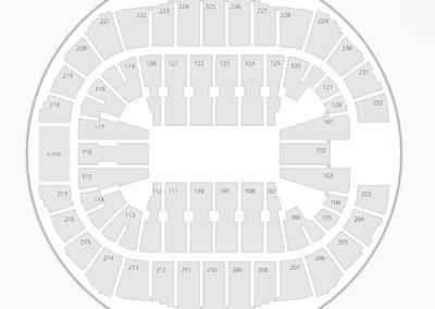 Cajundome Seating Chart