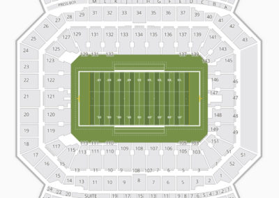 Camping World Stadium Seating Chart