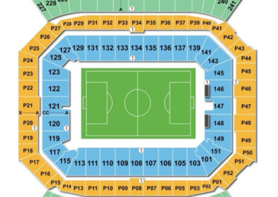 Camping World Stadium Soccer Seating Chart