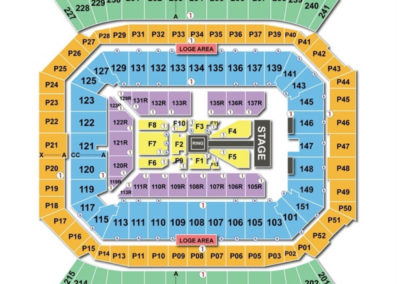 Camping World Stadium Wrestling Seating Chart