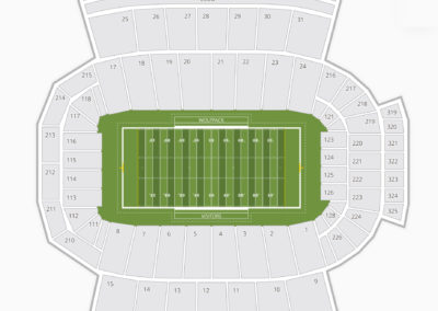 Carter-Finley Stadium Seating Chart