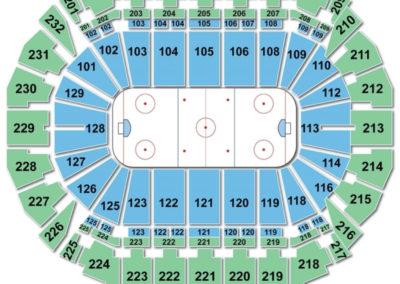 CenturyLink Center Omaha Seating Chart Hockey
