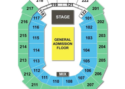 Chaifetz Arena Concert Seating Chart