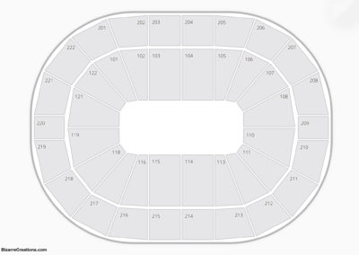 Chaifetz Arena Seating Chart Music Festival