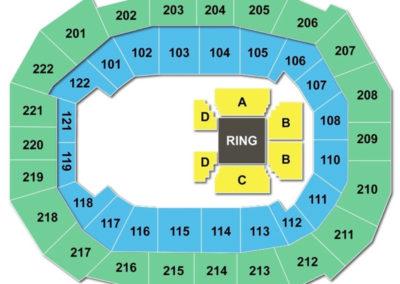 Chaifetz Arena Wrestling Seating Chart