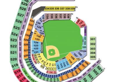 Citi Field Seating Chart Baseball
