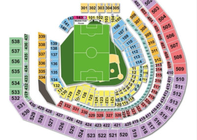 Citi Field Seating Chart Soccer