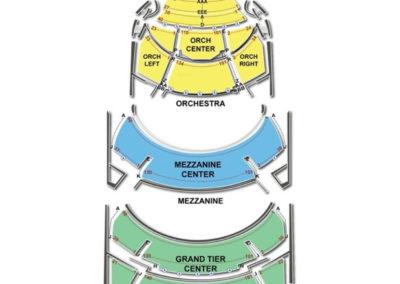 Cobb Energy Performing Arts Centre Seating Chart Atlanta
