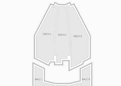 Dr. Phillips Center for the Performing Arts Seating Chart Theater