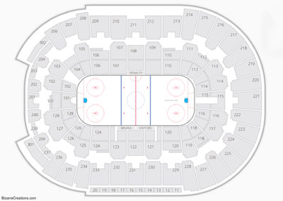 Dunkin' Donuts Center Seating Chart Minor League Hockey