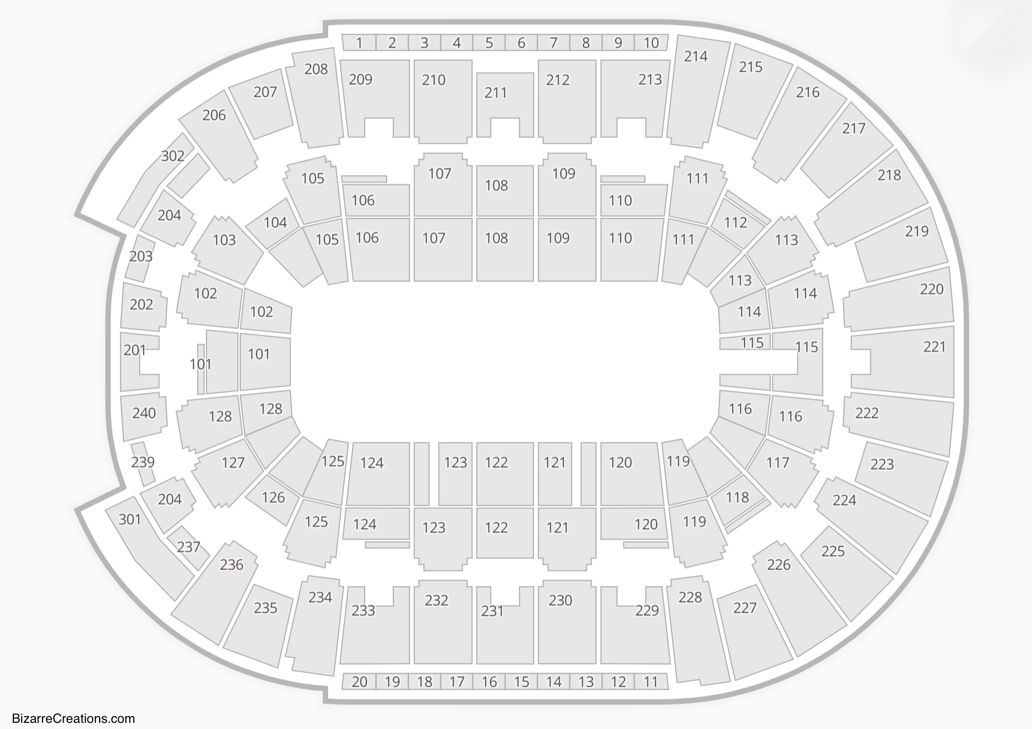 Dunkin' Donuts Center Seating Chart Theater
