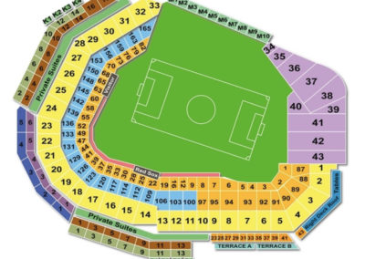 Fenway Park Soccer Seating Chart