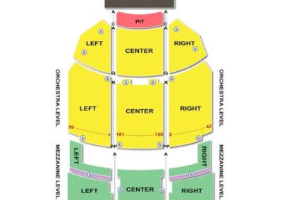 Fillmore Miami Beach Seating Chart - Jackie Gleason Theater