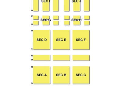 FireKeepers Casino Seating Chart Concert