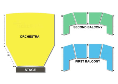 FirstOntario Concert Hall Seating Chart Concert