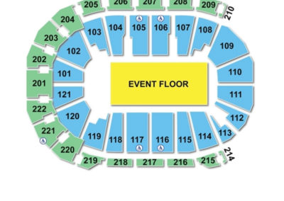 Ford Center Concert Seating Chart