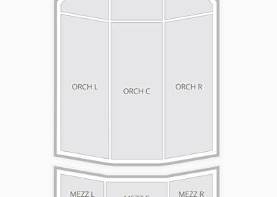 Fox Theater Riverside Seating Chart
