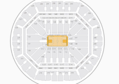 Golden State Warriors Seating Chart